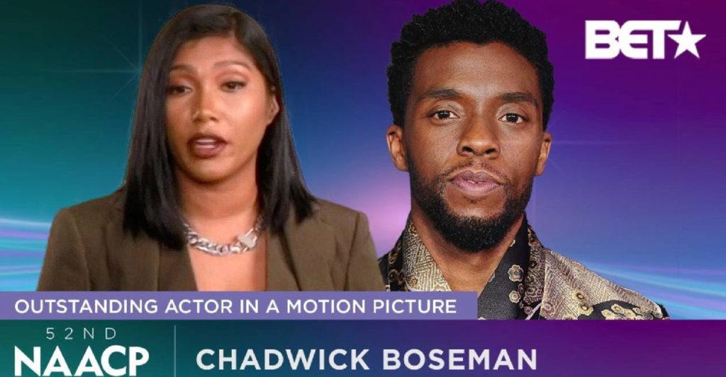 Boseman NAACP Image Award