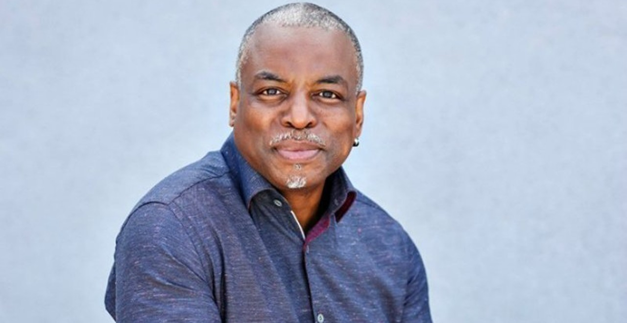 Van Dyke Backs LeVar Burton