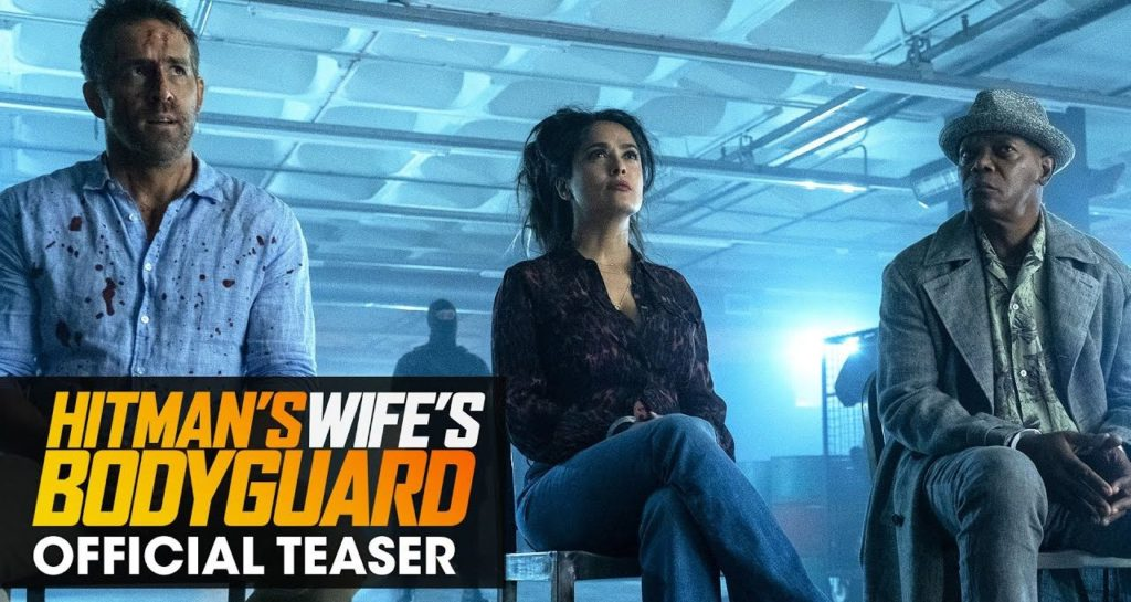 Ryan Reynolds Hitman's Wife's Bodyguard