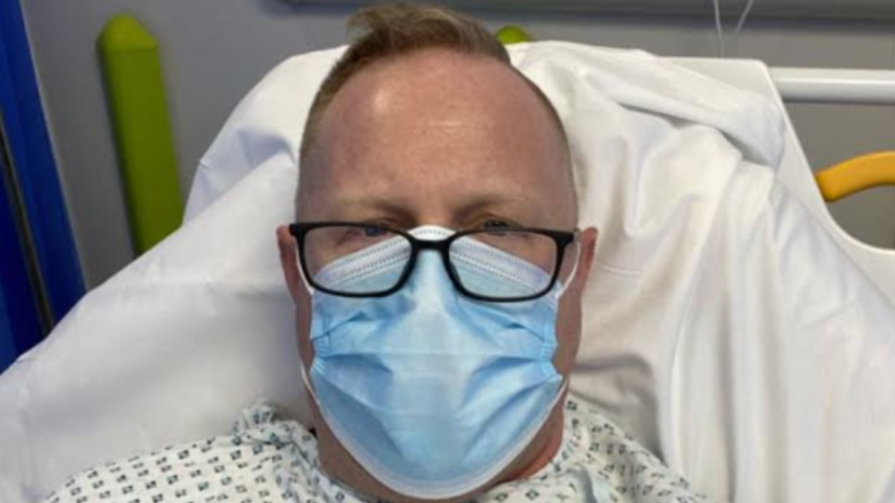 Jonathan Frostick's Post Heart Attack
