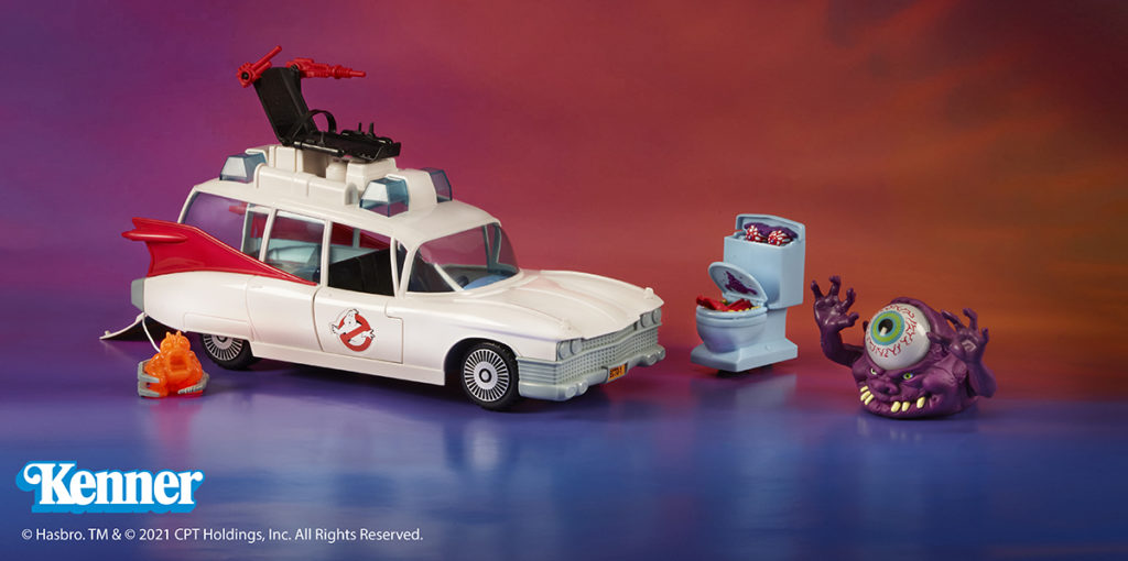 Ghostbusters Toys rereleased