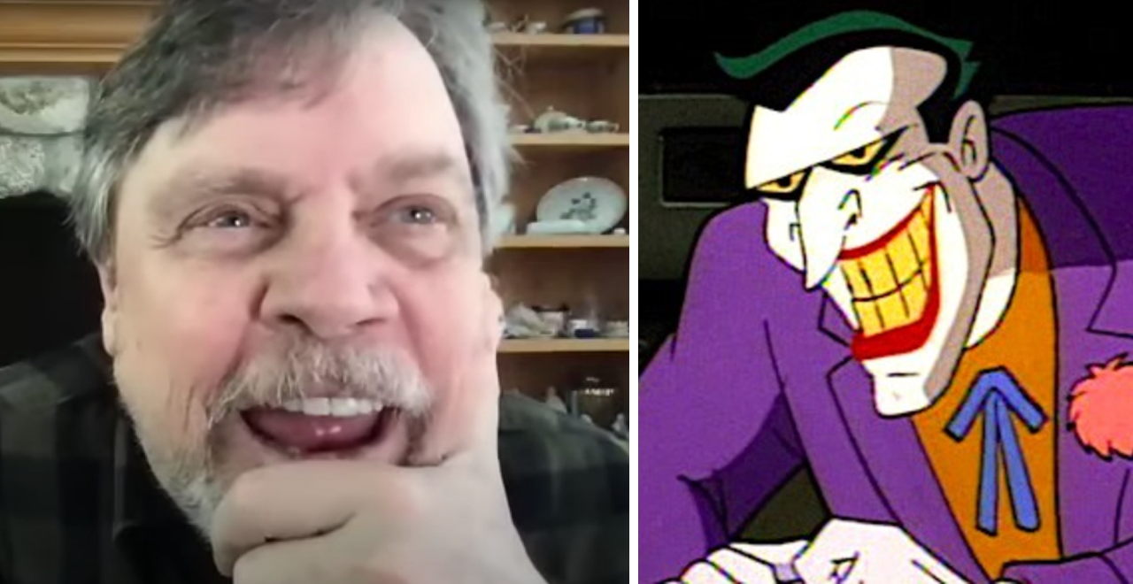 Hamill Cheers Up Kids with Voice Talents