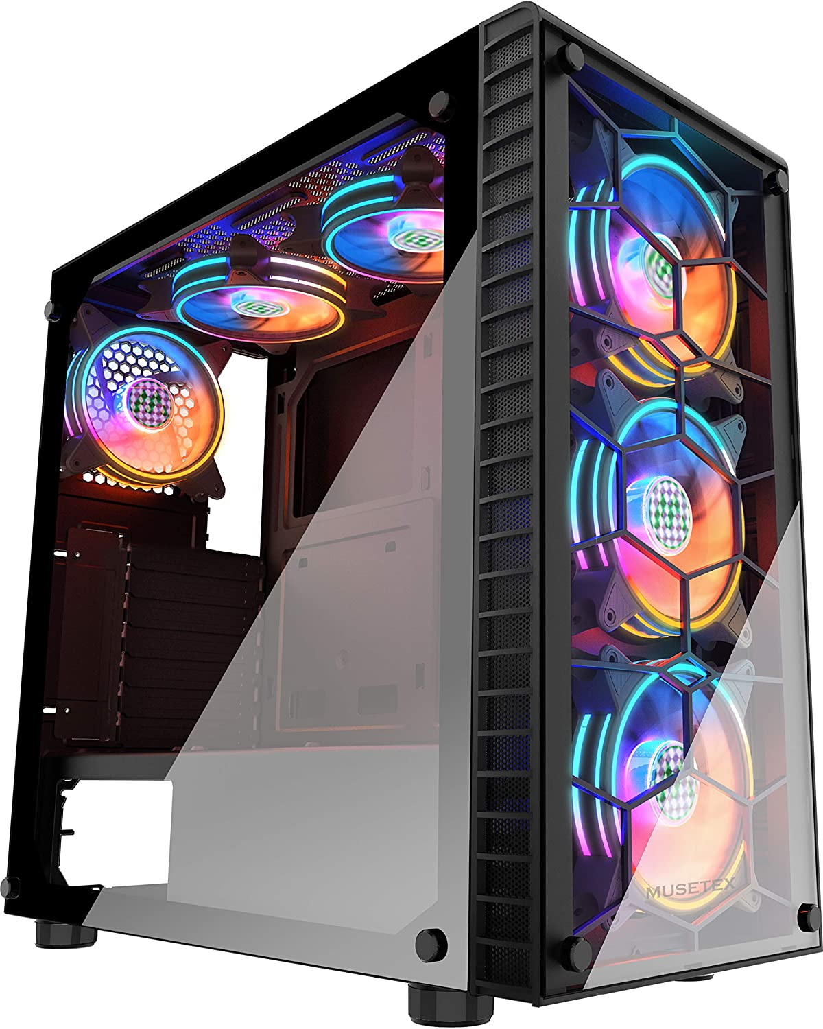 MUSETEX ATX PC case