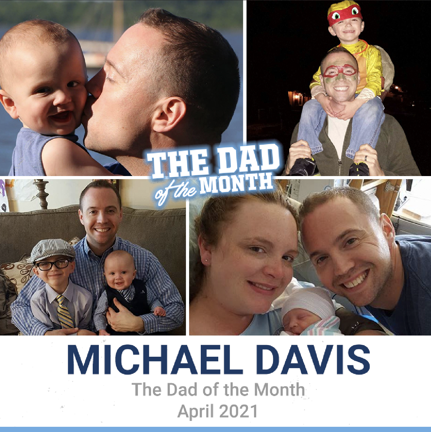 April 2021: Michael Davis