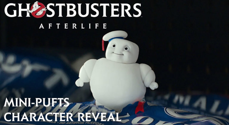 Ghostbusters Character Reveal