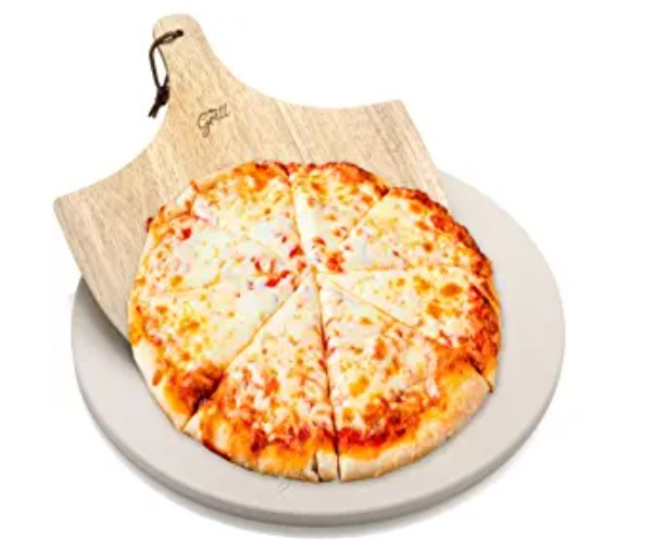 best pizza ovens for grill; Hans pizza stone