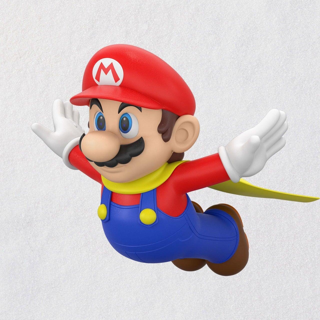 Cape Mario Ornament
