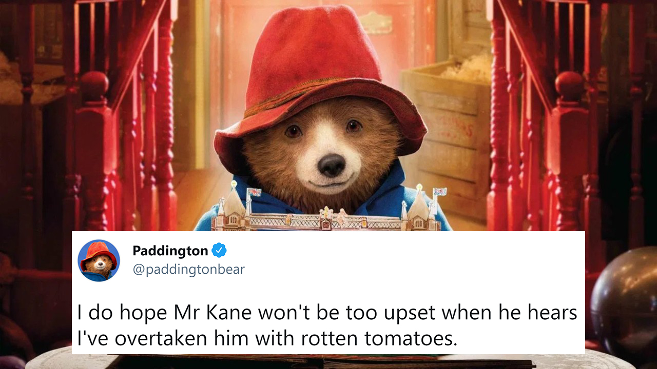 Paddington 2 Outranks Citizen Cane