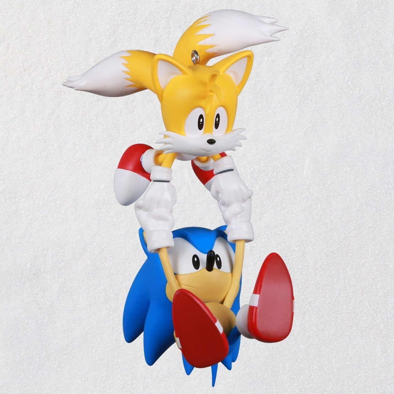 Sonic & Tails Ornament