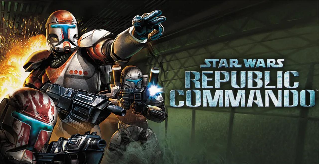 Republic Commando Cover Art