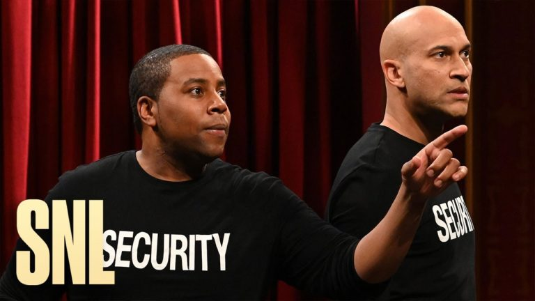 SNL Security Muppets Sketch