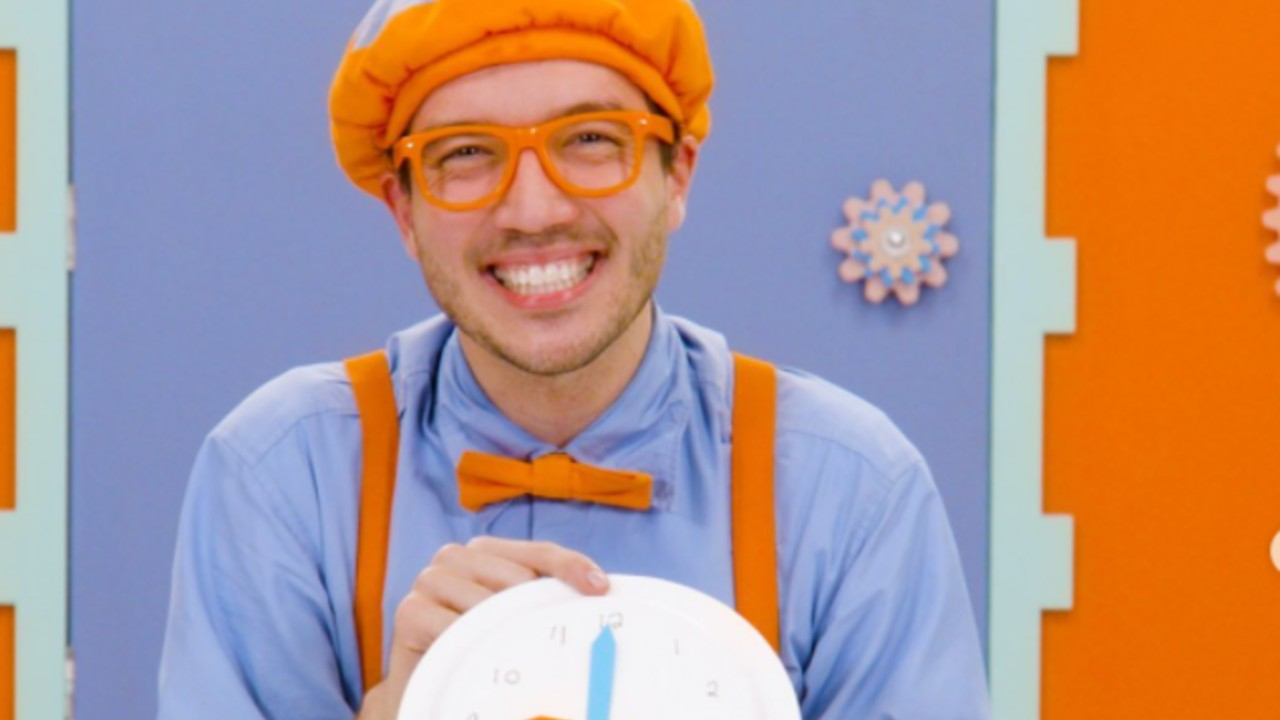 Blippi Actor Replaced Clayton Grimm
