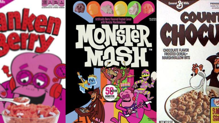Cereal Monster Mash