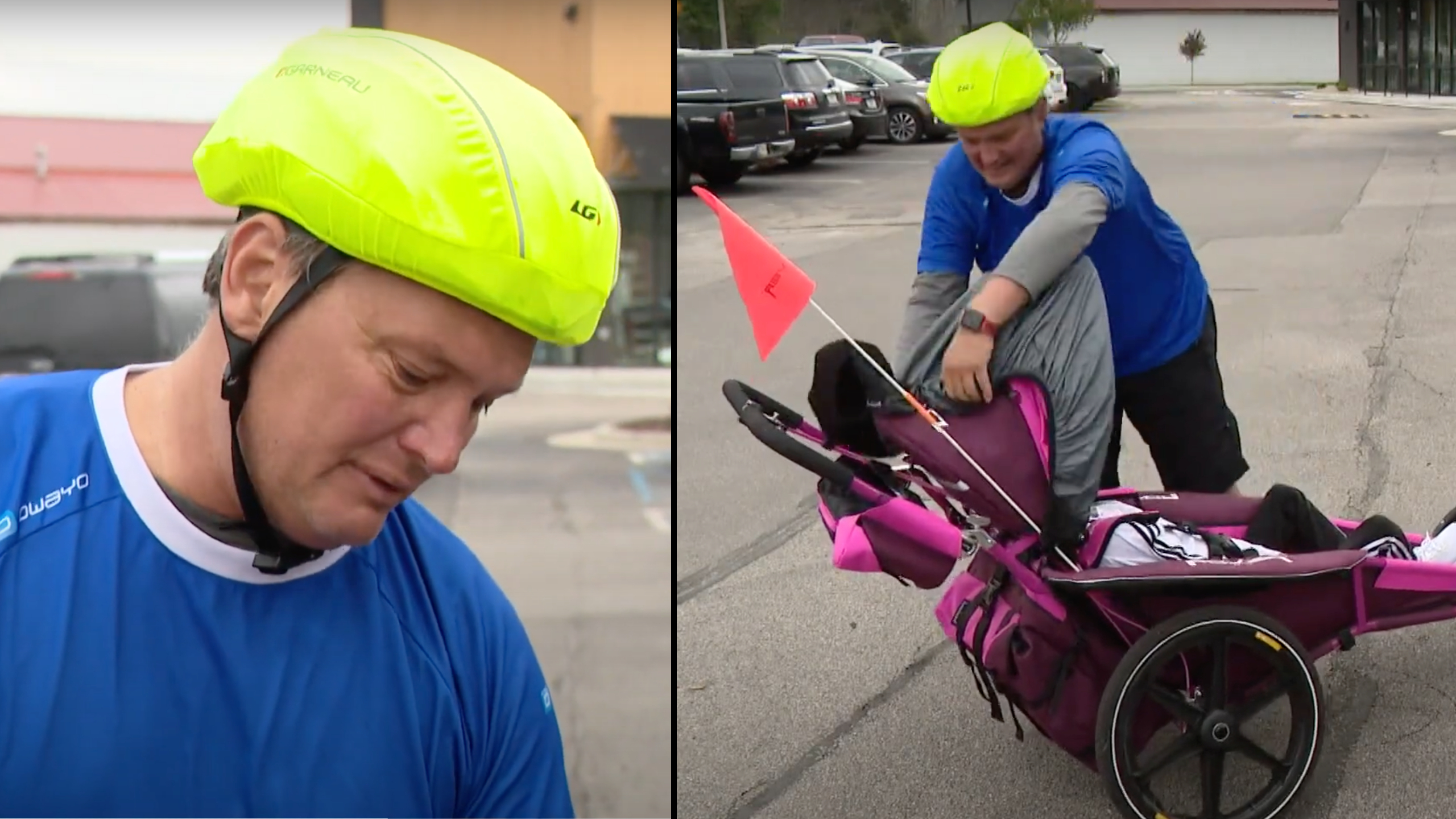 Dad Rides for Make-A-Wish