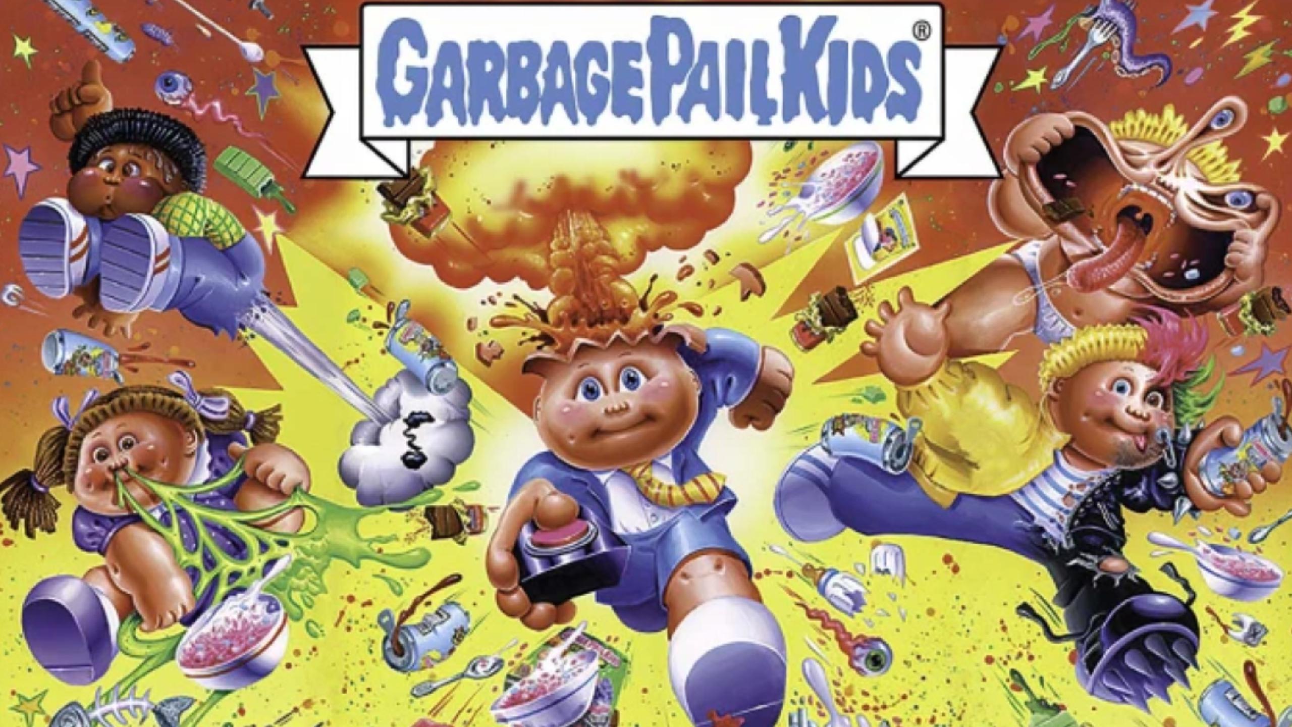 Garbage Pail Kids TV Show