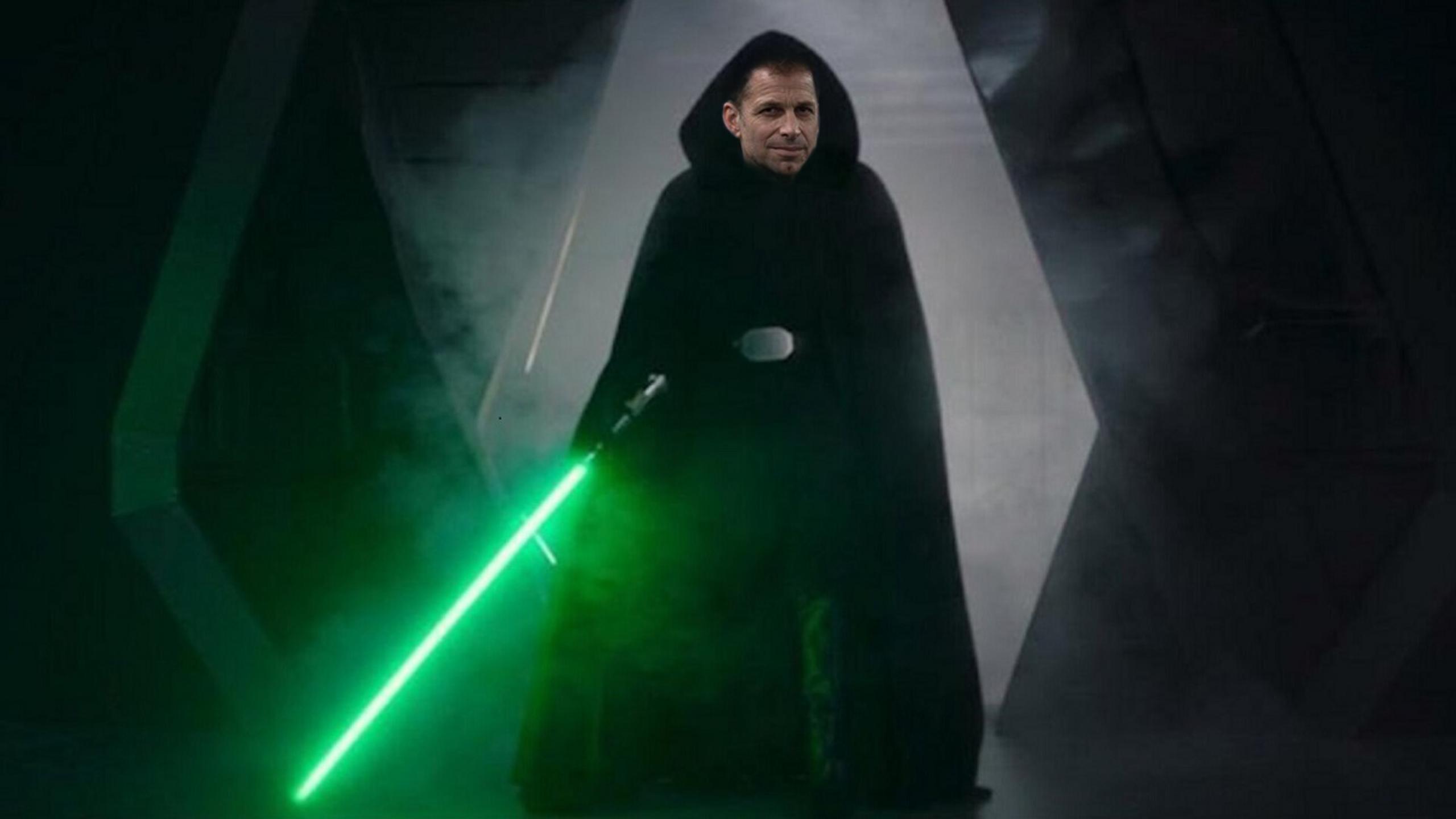 Jedi Zach Snyder