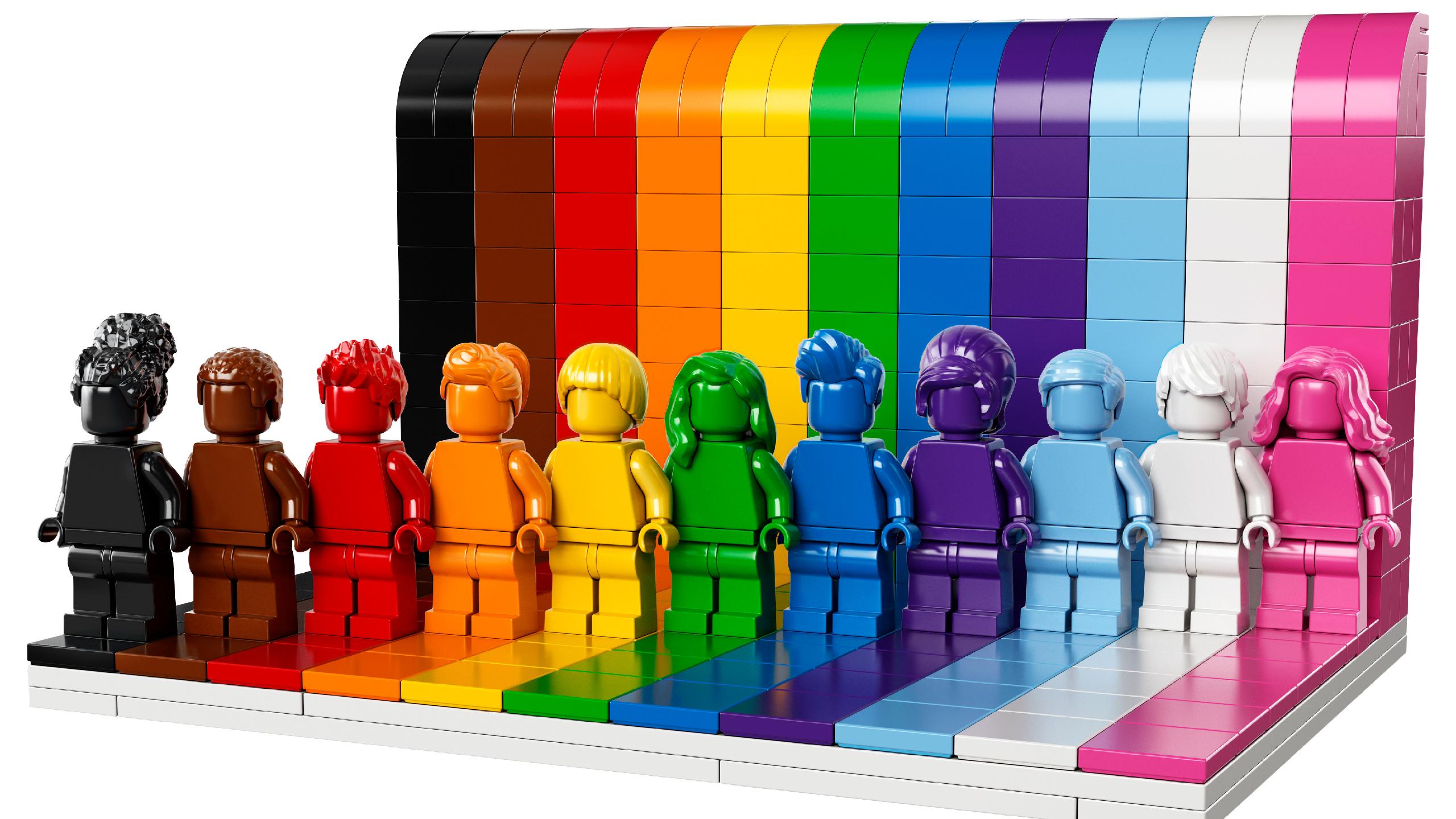 LEGO Pride Set