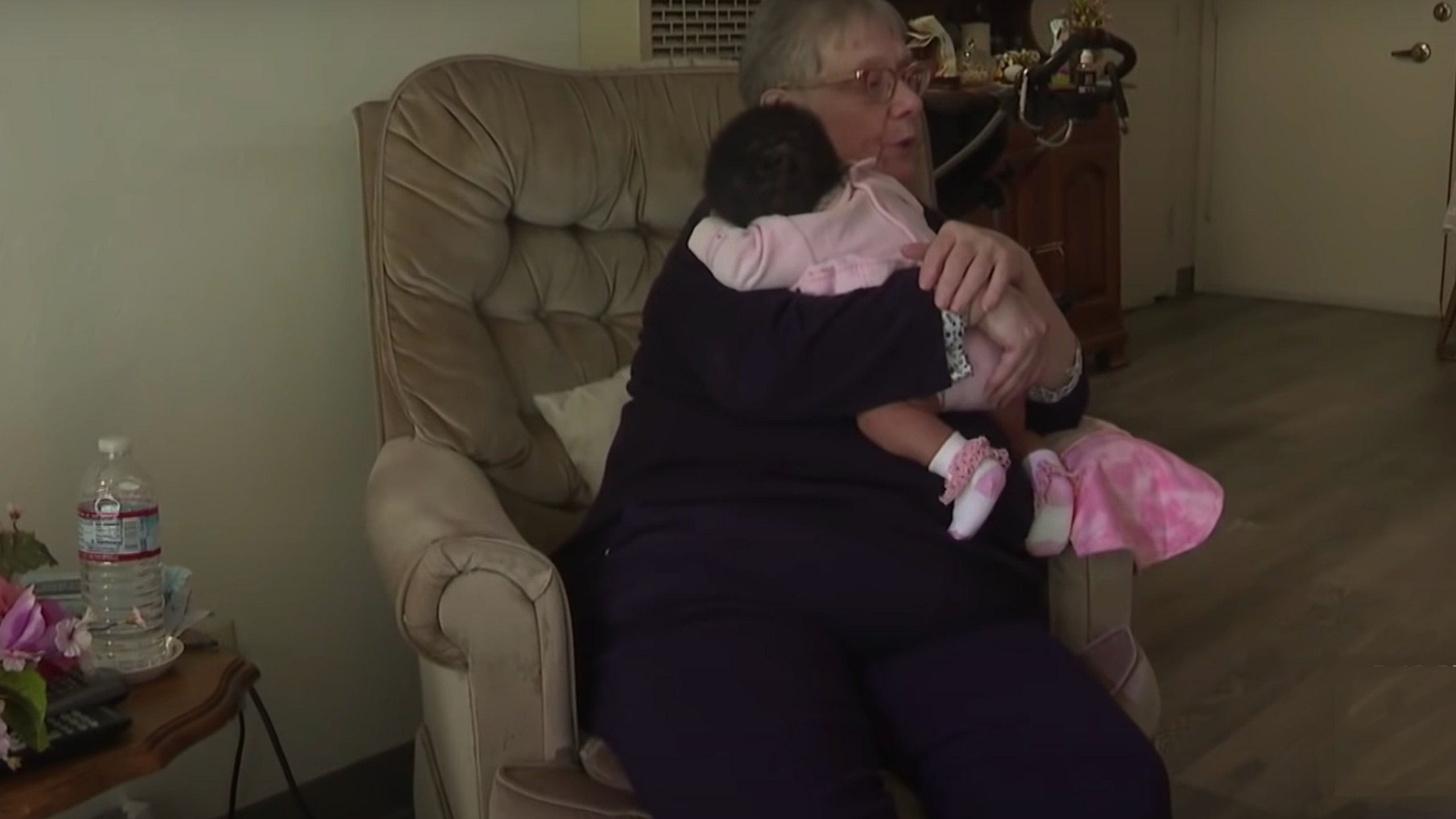 78-year-old fosters over 80 infants in 34 years