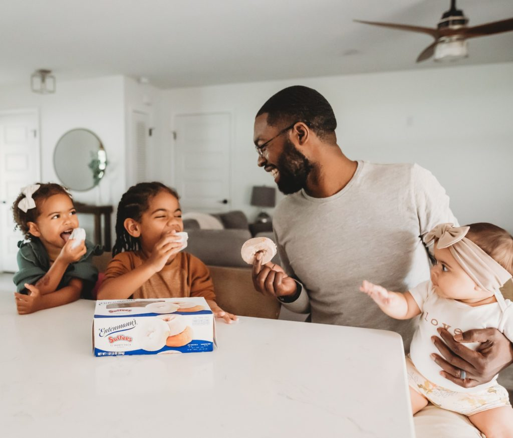 This Father's Day, We're Hyping Our Favorite Father Figures With Entenmann's 'EntenMAN Of The Year' Father's Day Contest