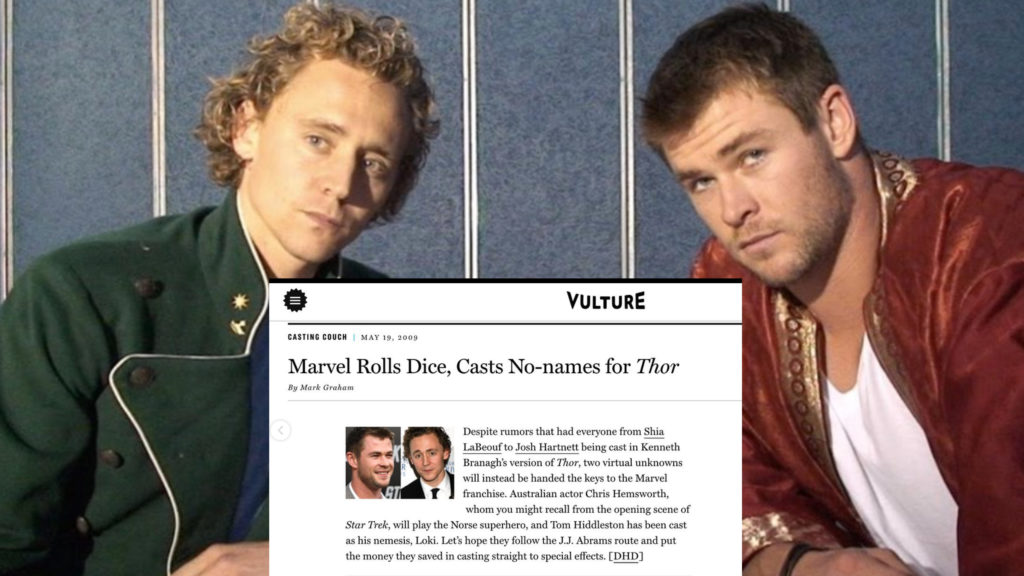 Thor Anniversary Post