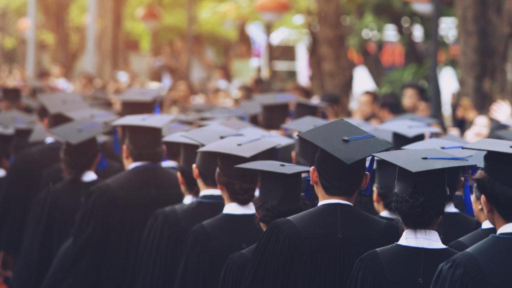 college forgives debt
