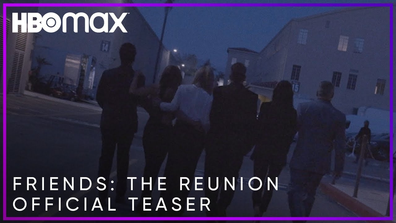 Friends The Reunion Trailer