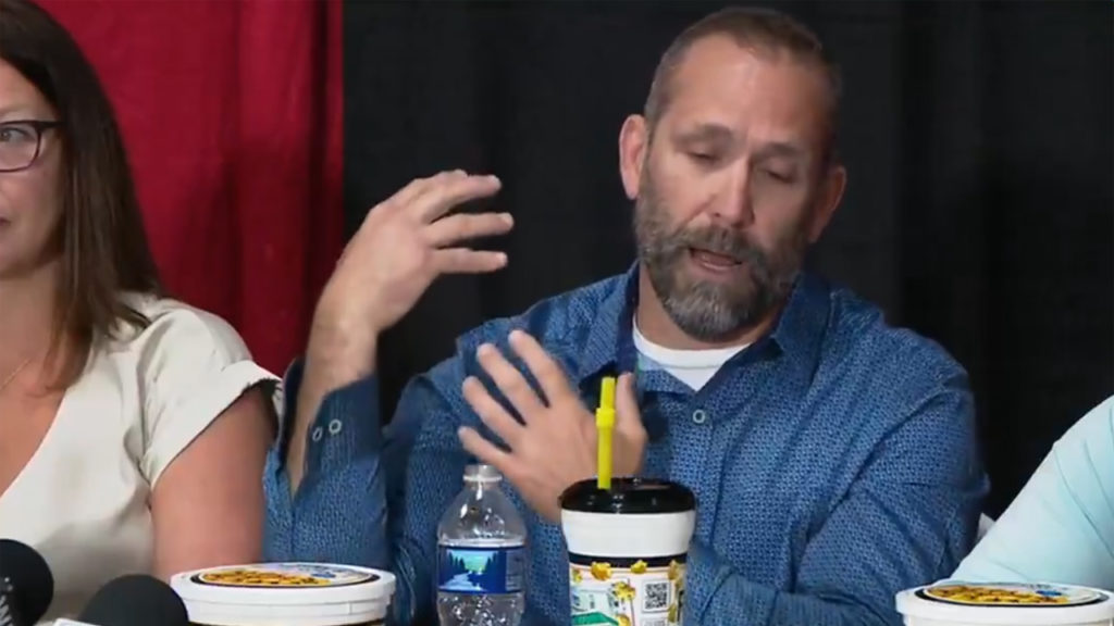 Bridge Hero Describes Saving Toddler