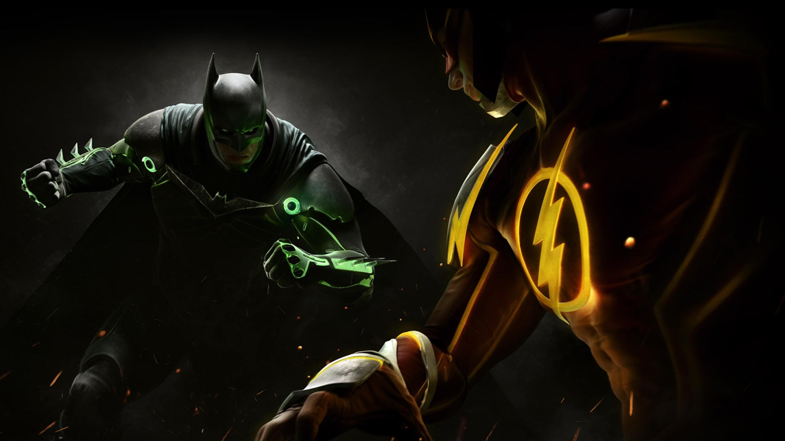 Injustice Video Game