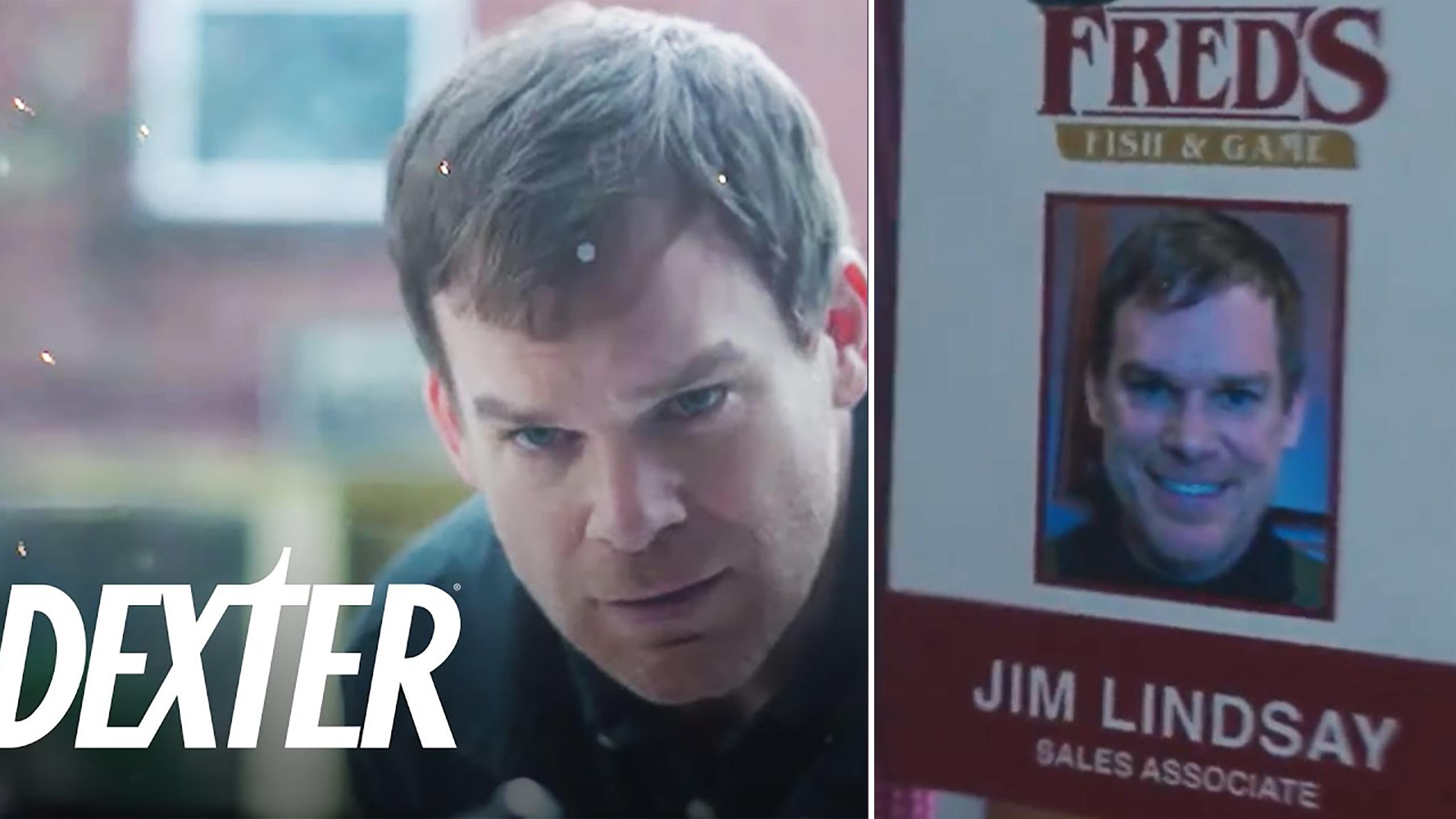 Dexter Is Jim Lindsay