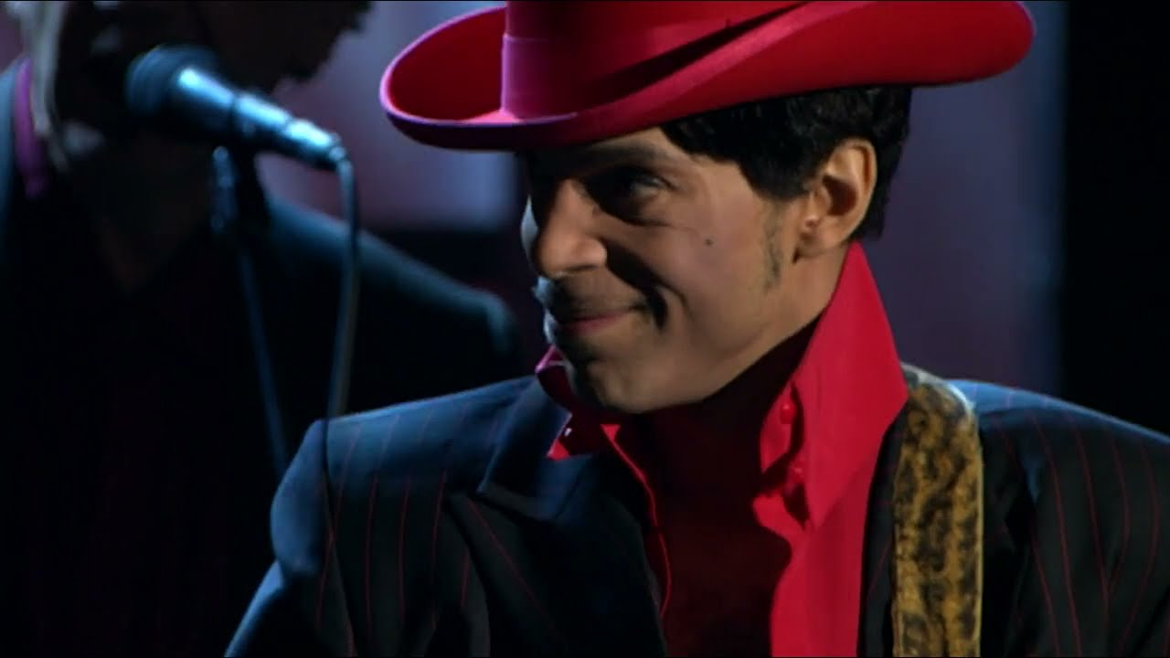 Prince Rock and Roll HOF Performance