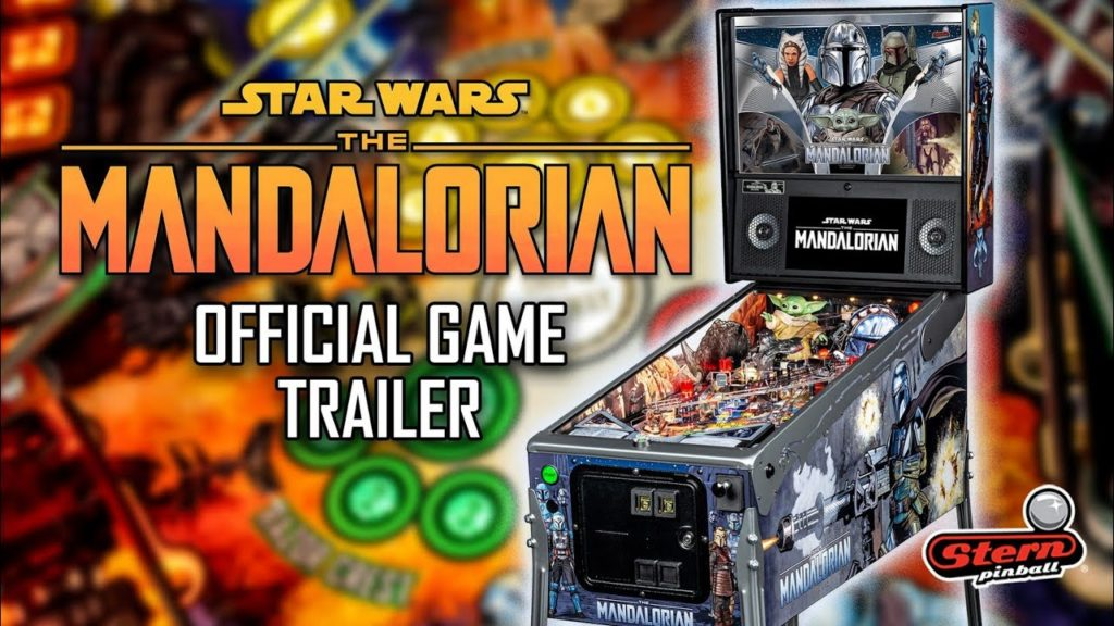 The Mandalorian Pinball Game