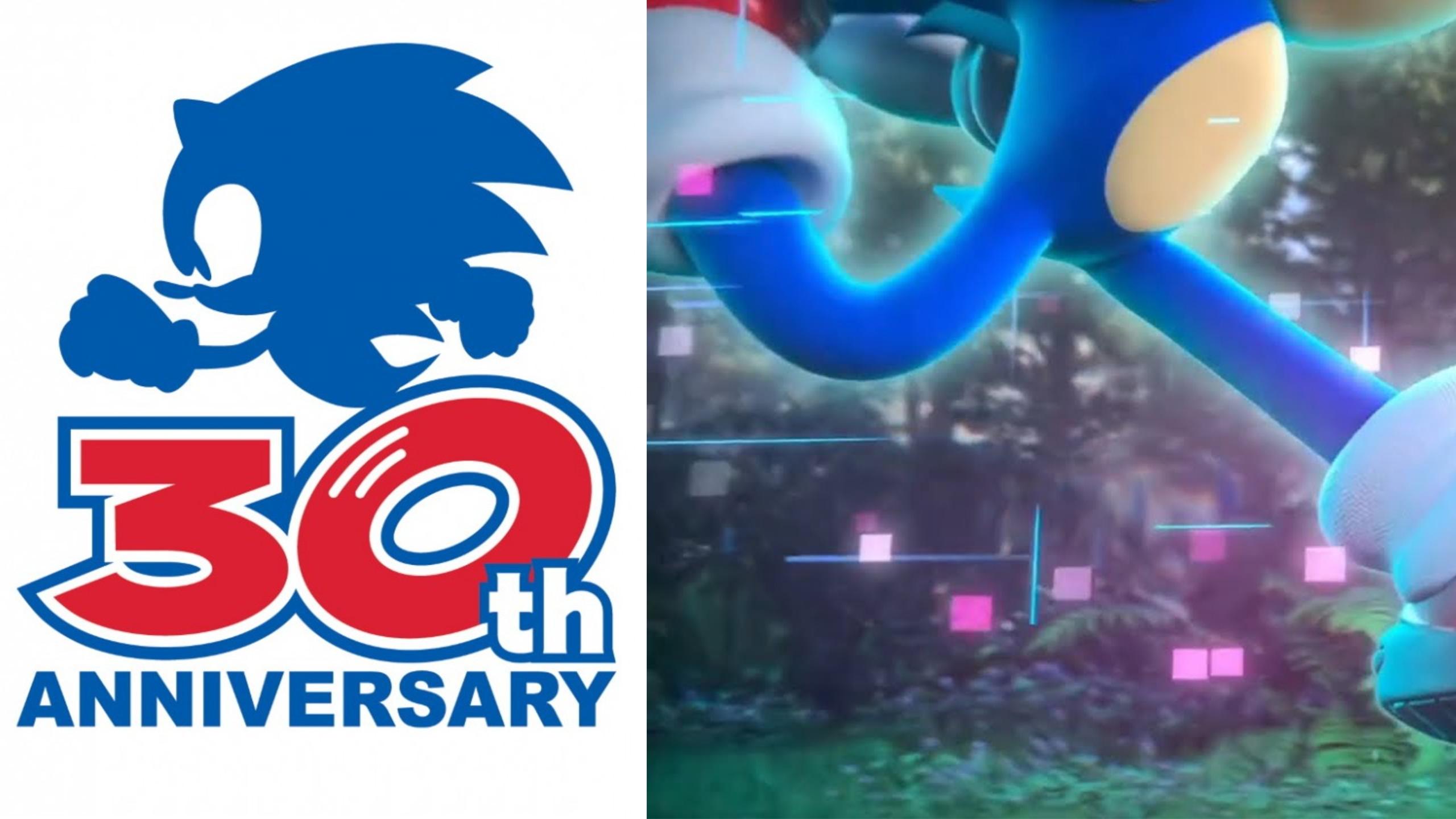 Sonic 30yr anniversary