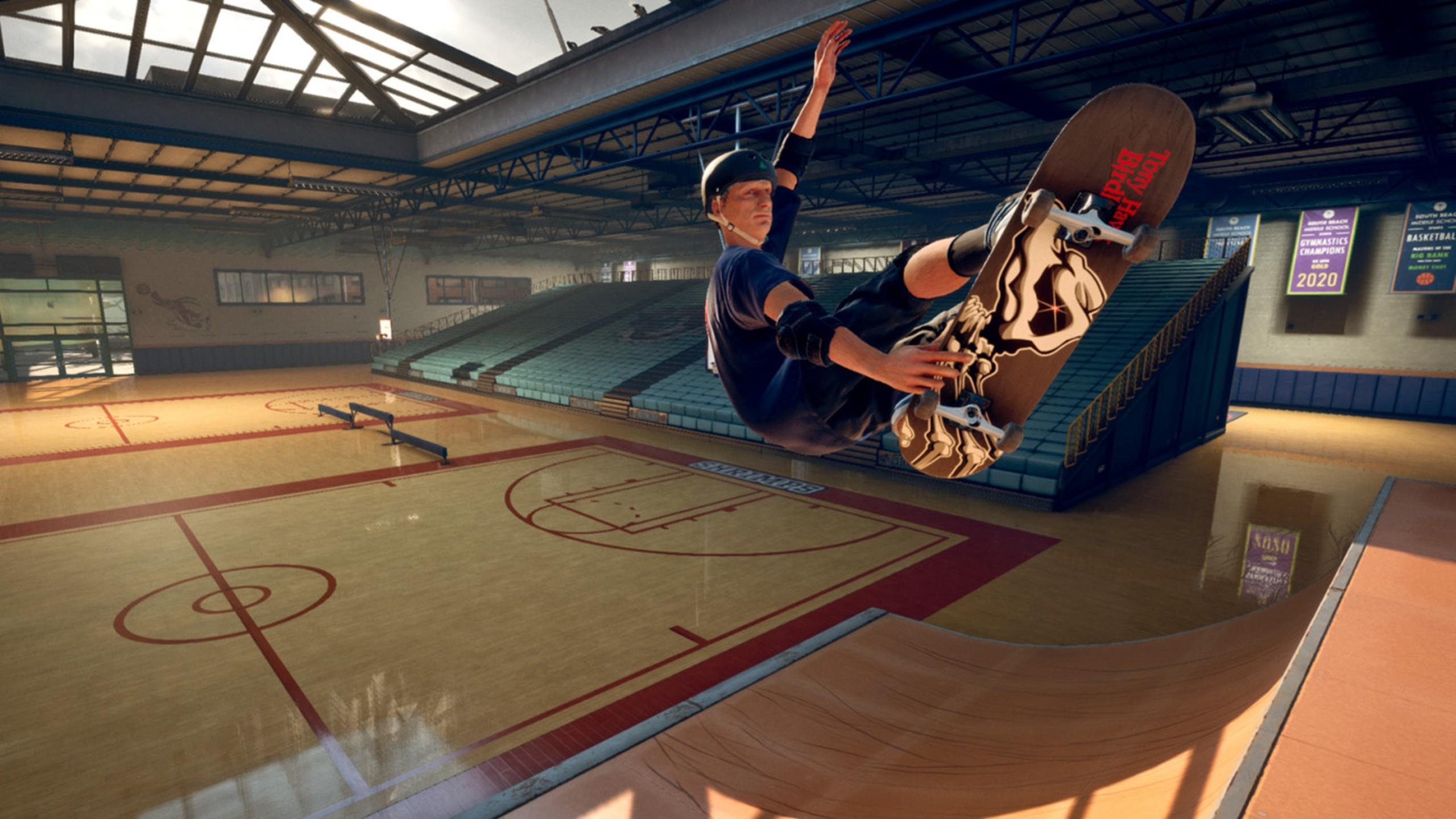 Tony Hawk's Pro Skater 1 & 2 Remake