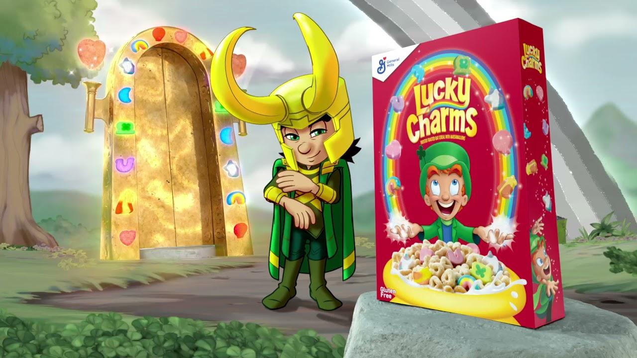 Loki Charms Cereal