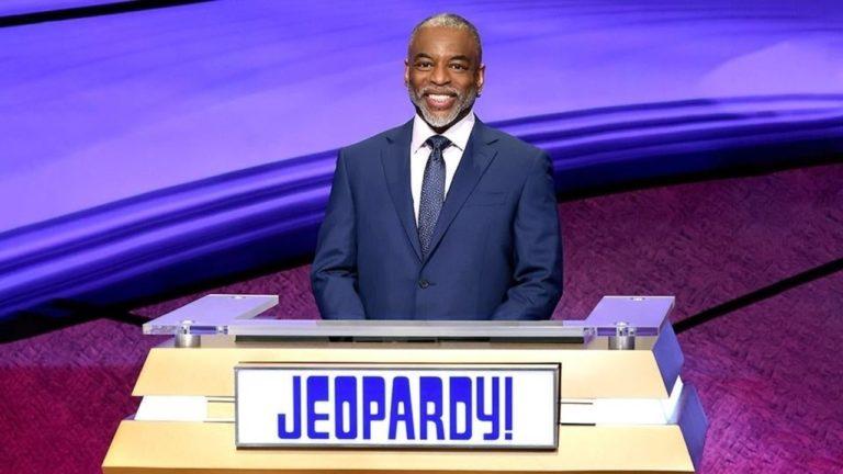 LeVar Burton Jeopardy July 23