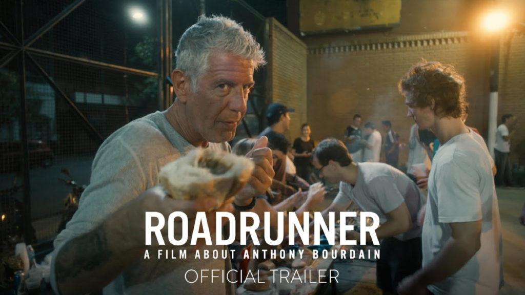 Bourdain Documentary Roadrunner