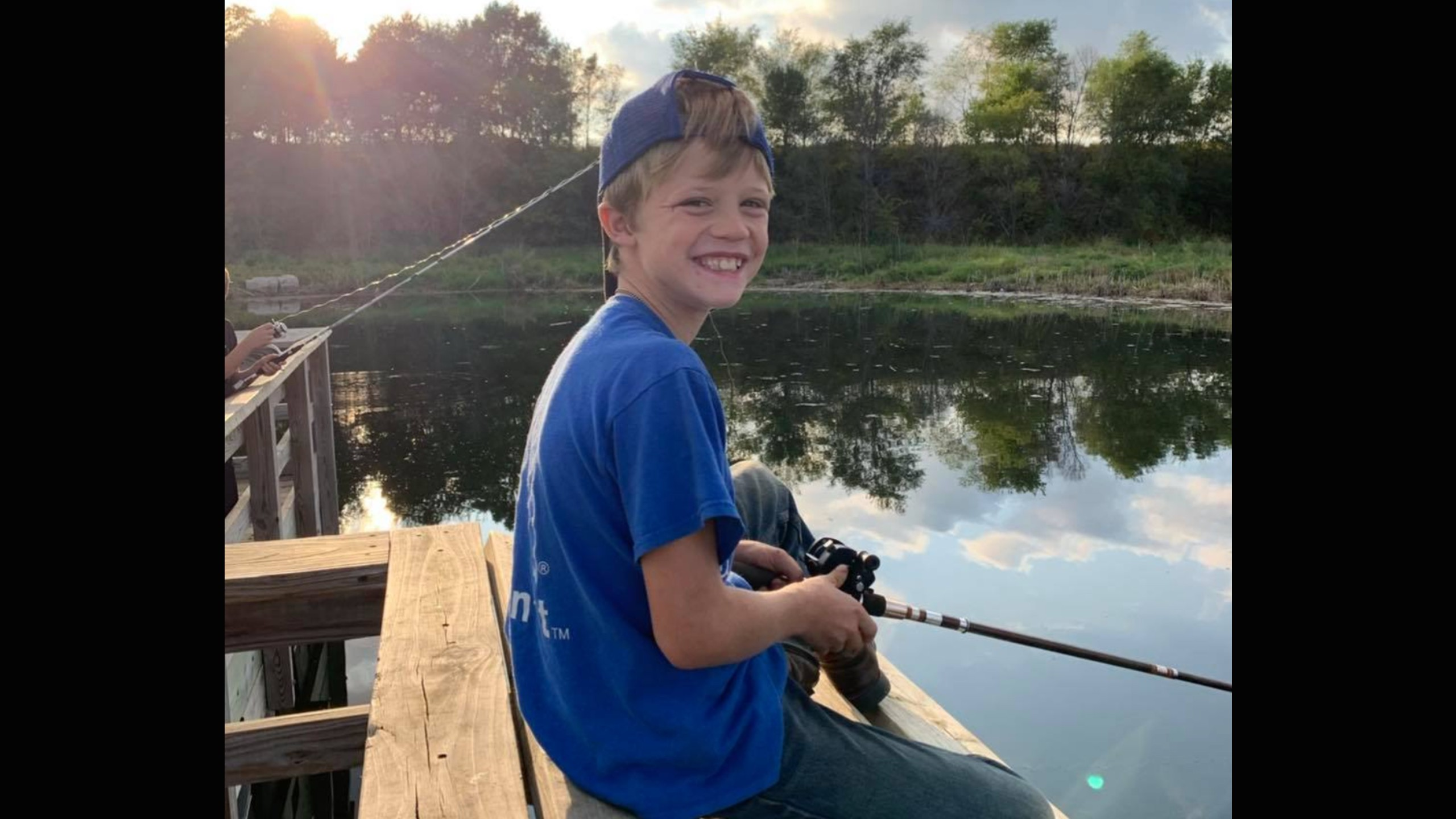 10-Year-old drowns while saving his little sister's life