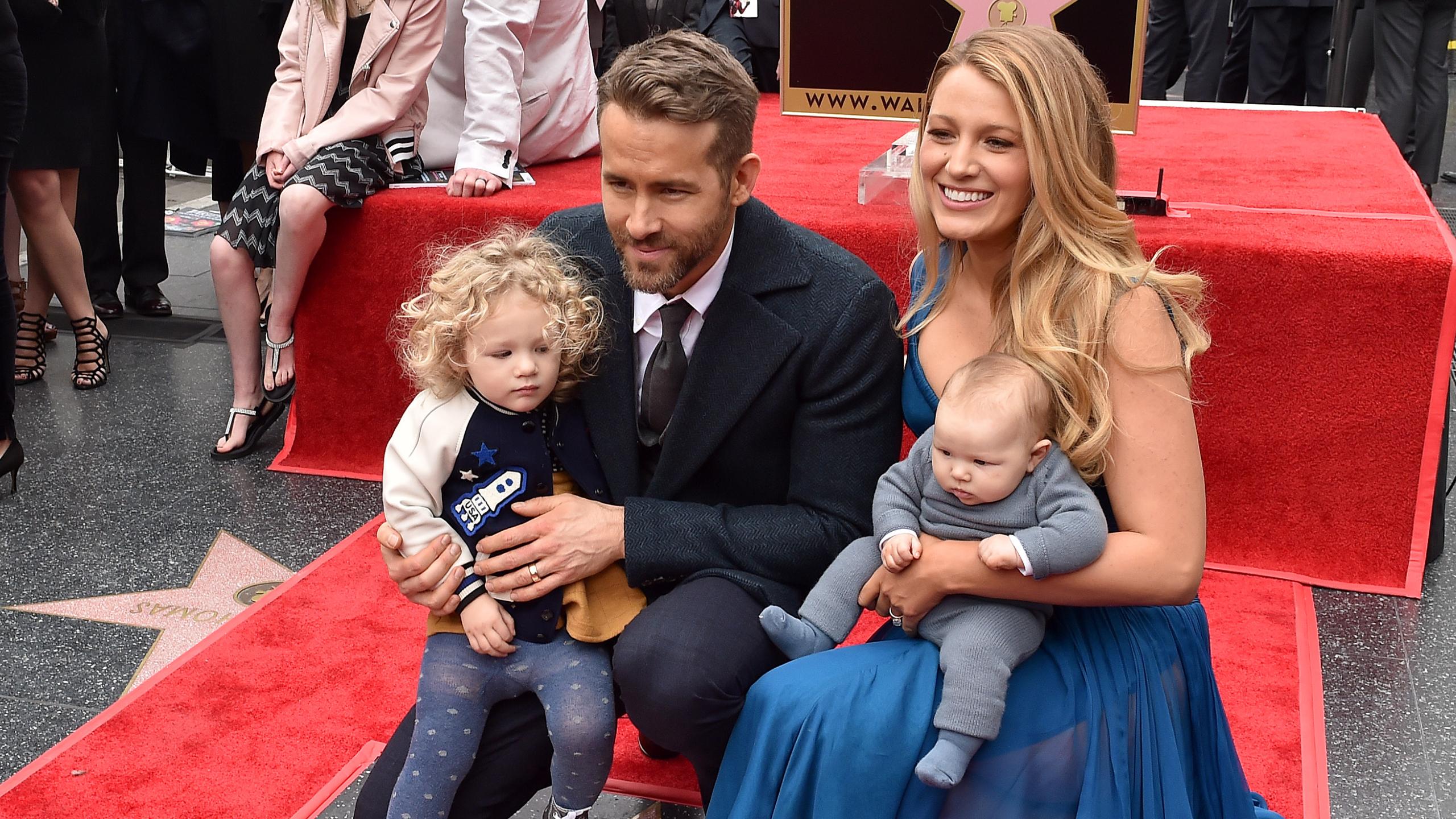 Ryan Reynolds Dad Mental Health
