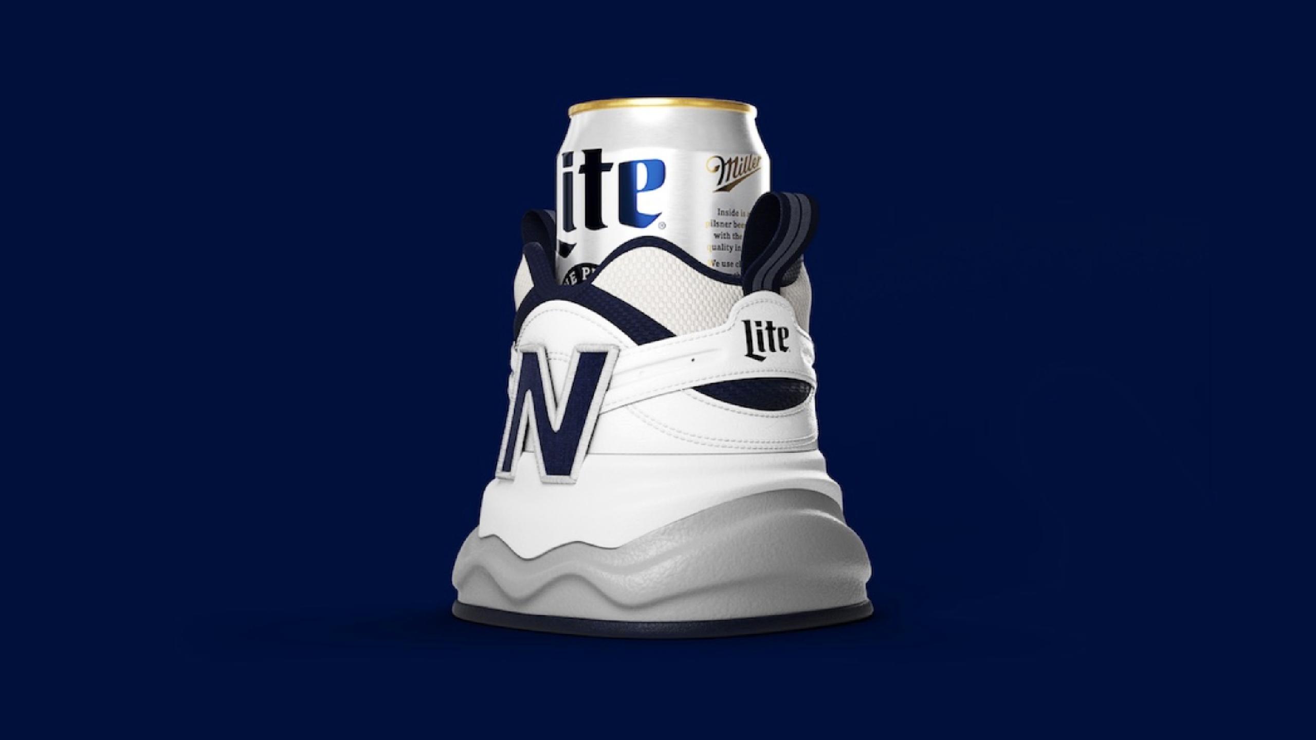 Shoezie New Balance Beer Koozie