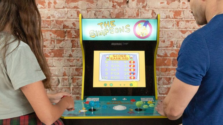 The Simpsons Arcade1Up