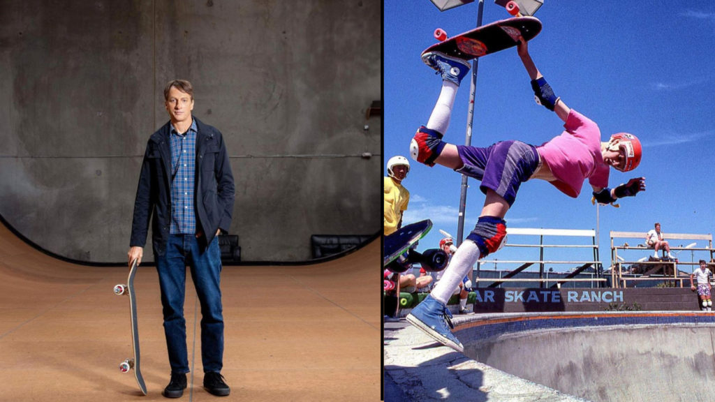 Tony Hawk Is Going to the Olympics as Skateboarding Becomes Official Sport – The Dad