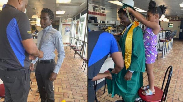 Waffle House Grad