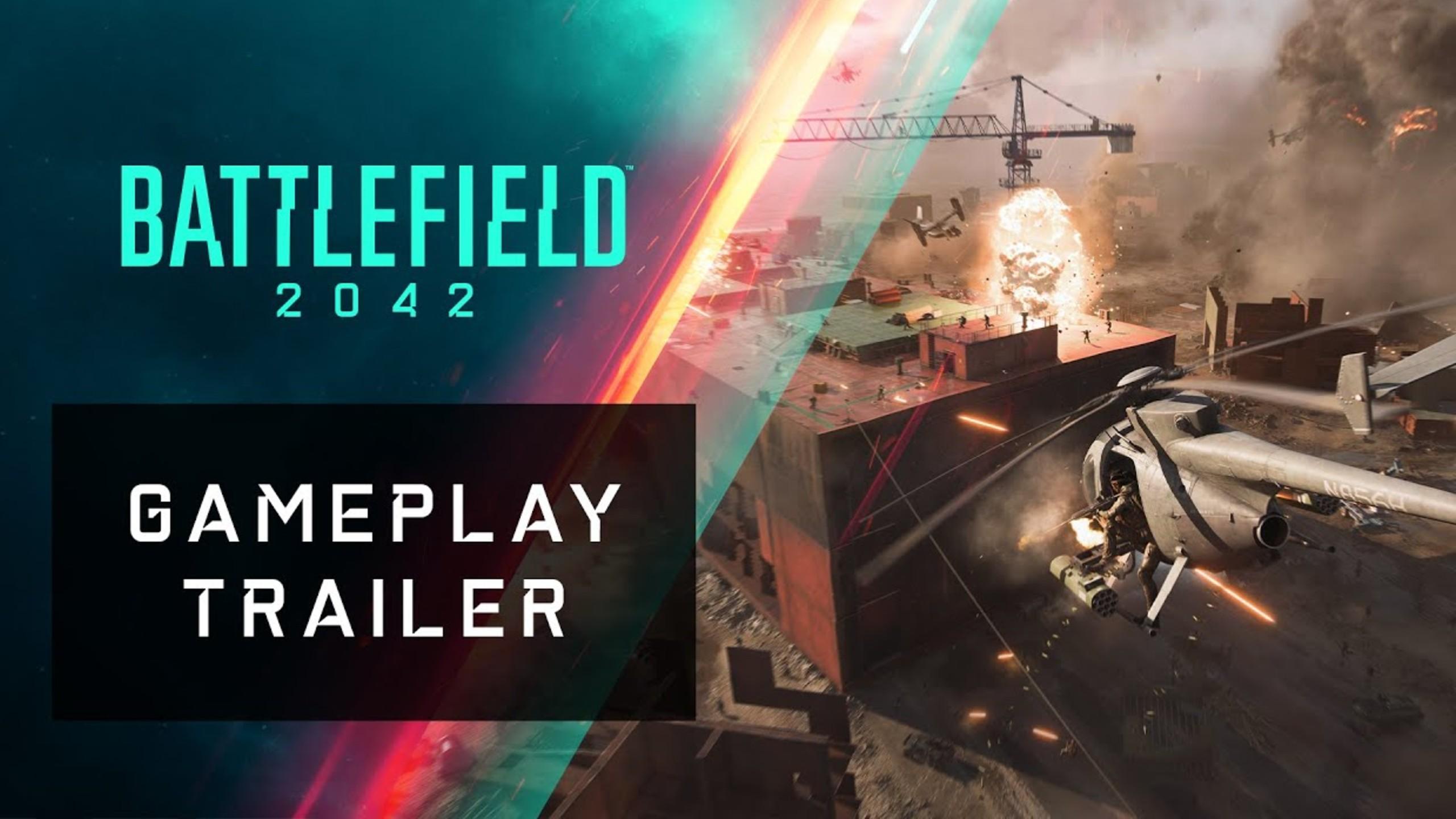 Battlefield 2042 Gameplay Trailer