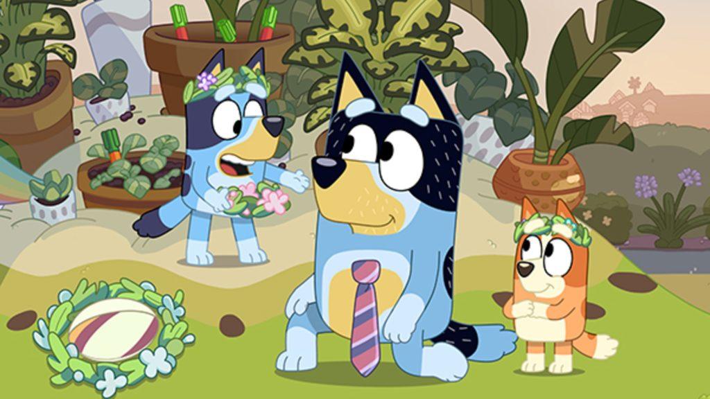 Bluey Rug Island Episode Featured Image