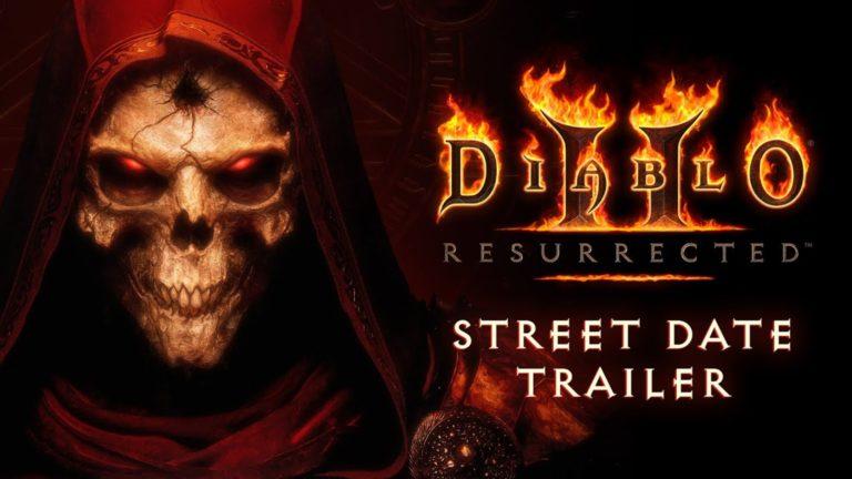Diablo 2 Release Date Trailer