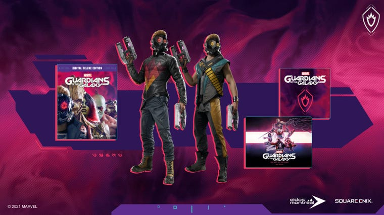 Guardians of the Galaxy Digital Deluxe Edition