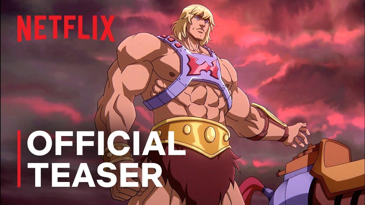 Teaser Trailer for He-Man Reboot