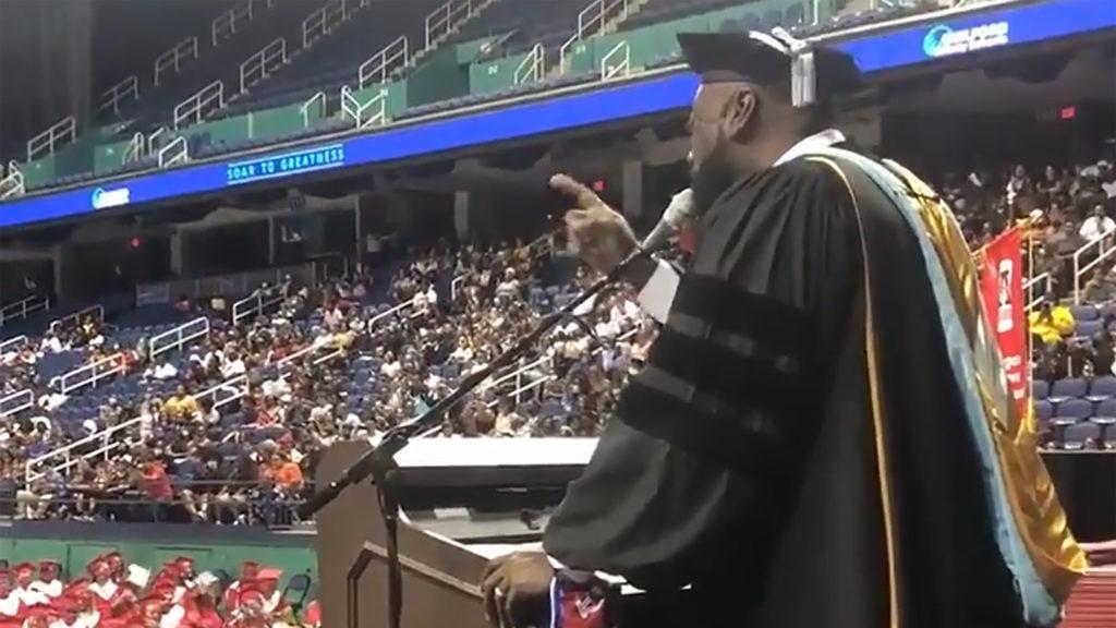 principal whitney houston grads