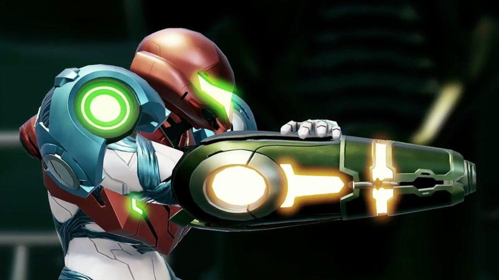 Metroid Dread Announce Trailer