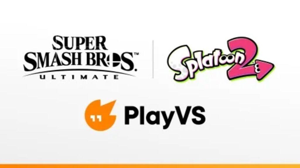 PlayVS Nintendo Collaboration